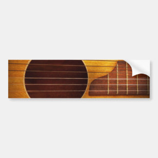 Instrument - Guitar - Let's play some music Bumper Sticker