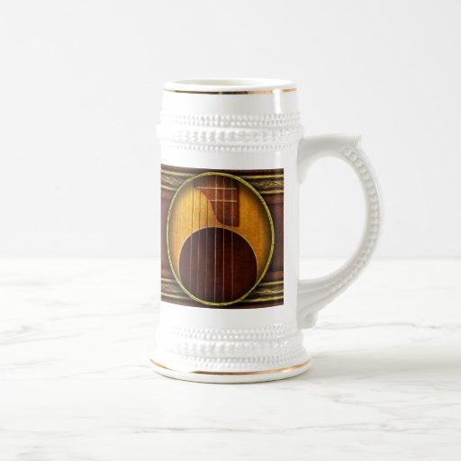 Instrument - Guitar - Let's play some music Coffee Mugs