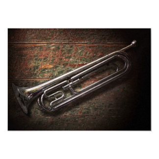 Instrument - Horn - The bugle Invites