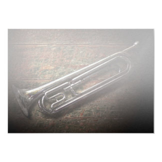 Instrument - Horn - The bugle Personalized Announcements