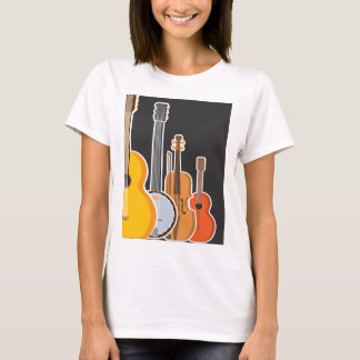 Instrument Medley T-Shirt
