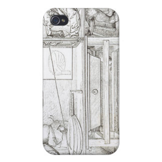 Instrument of Mathematical Precision Covers For iPhone 4
