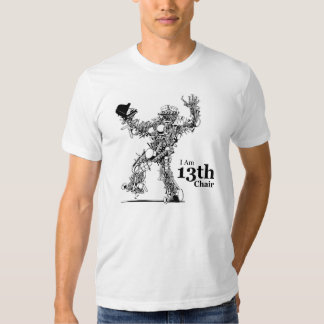 Instrument Robot T-Shirt