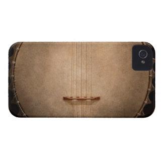 Instrument - String - I love banjo's iPhone 4 Case-Mate Case