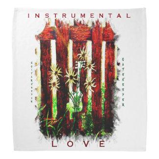 Instrumental Love #12 GATEKEEPER BANDANA