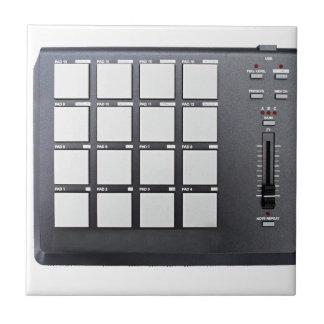 Instrumentals MPC Ceramic Tile