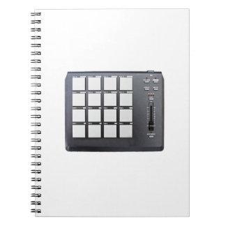 Instrumentals MPC Notebook