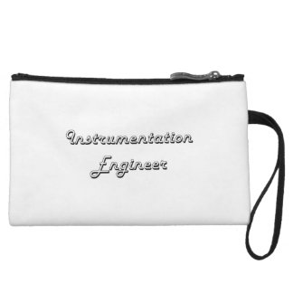 Instrumentation Engineer Classic Job Design Wristlet Clutches