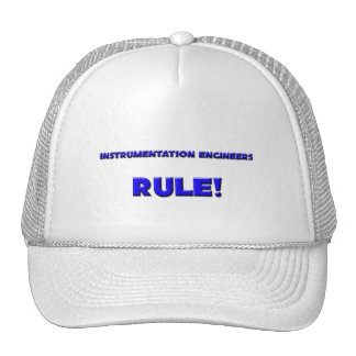 Instrumentation Engineers Rule! Trucker Hat