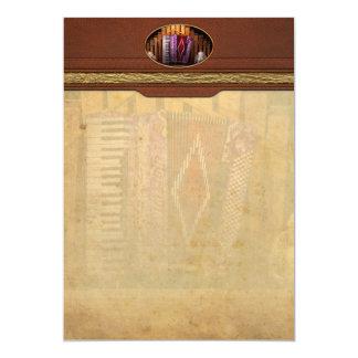 Instrumento - Accordian - el órgano accordian