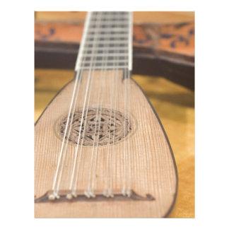 instrumento atado III Plantilla De Membrete