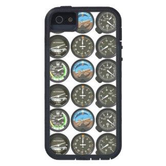 """Instrumento caso del iPhone de """"seis paquetes"""" Funda Para iPhone SE/5/5s"""