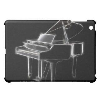 Instrumento clásico musical del piano de cola