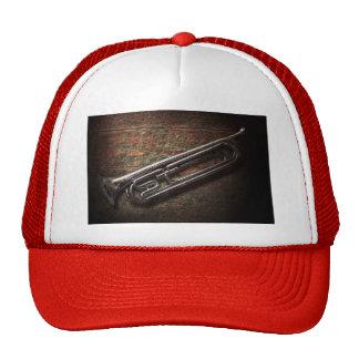 Instrumento - cuerno - el bugle gorras de camionero