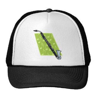 Instrumento de lámina gorra