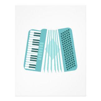 Instrumento del acordeón