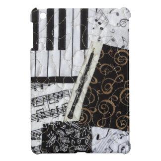 Instrumento musical del instrumento de viento de m iPad mini funda