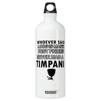 Instrumento musical del Timpani