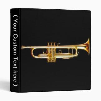 Instrumento musical del viento del cuerno de cobre