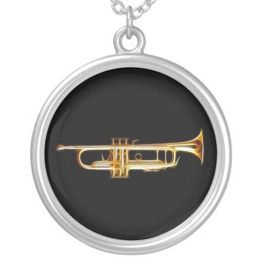 Instrumento musical del viento del cuerno de cobre colgante redondo