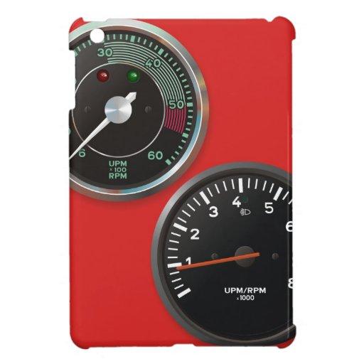 Instrumentos autos del vintage/indicadores de