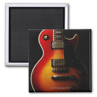 Instrumentos de la guitarra imán cuadrado