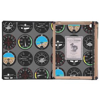 Instrumentos del vuelo iPad cobertura