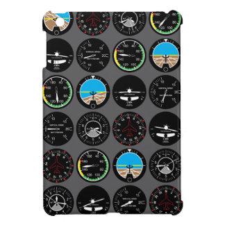 Instrumentos del vuelo iPad mini protector
