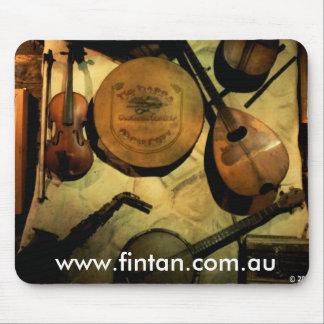 Instrumentos MP/CL2 Alfombrilla De Ratón