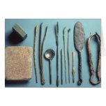 Instrumentos quirúrgicos felicitación