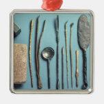 Instrumentos quirúrgicos ornamentos de reyes