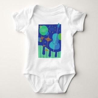 Instruments Design Baby Bodysuit