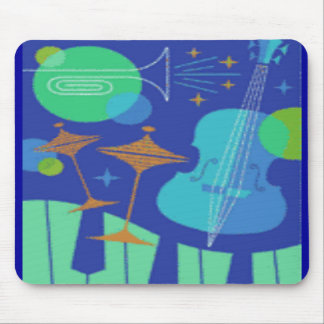 Instruments Design Mouse Pad