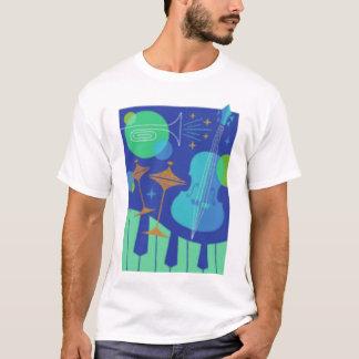 Instruments Design T-Shirt