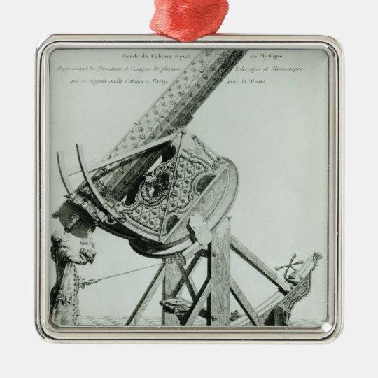 Instruments d'optique' by Dom Noel Metal Ornament