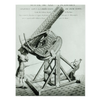 Instruments d'optique' by Dom Noel Postcard