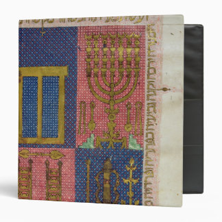 Instruments of the Temple 3 Ring Binder