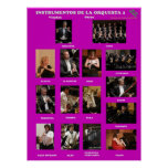 Instruments Orchestra II Instruments Orchestra II Poster