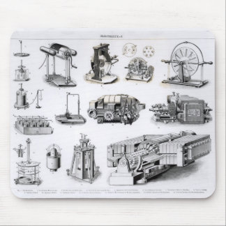 Instruments to  Discovery and Use of Mouse Pad