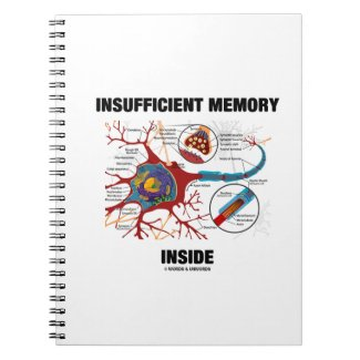 Insufficient Memory Inside (Neuron / Synapse) Notebook