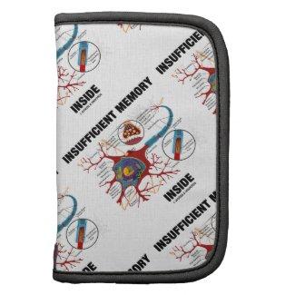 Insufficient Memory Inside (Neuron / Synapse) Organizers
