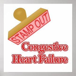 Insuficiencia cardiaca congestiva poster