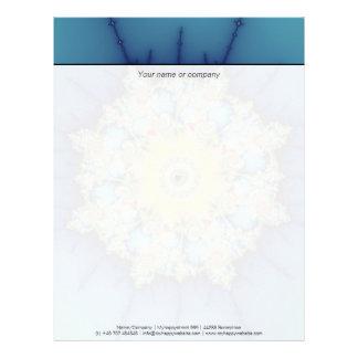Insular - Mandelbrot Art Letterhead