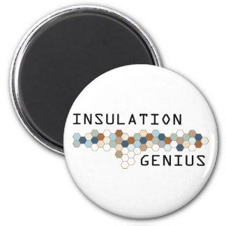 Insulation Genius 2 Inch Round Magnet