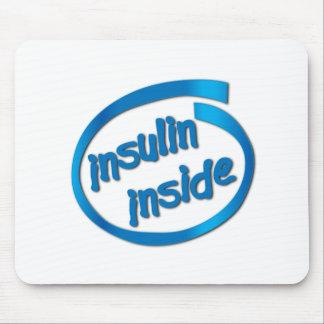 Insulin Inside Mousepads