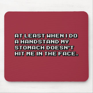 insulting Mousemat Mouse Pad
