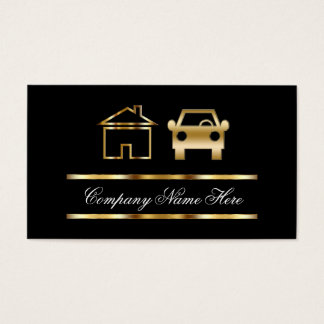Insurance Adjuster Business Cards