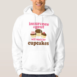 Insurance Agent (Funny) Gift Hoody