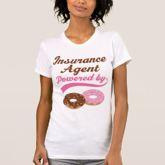 Insurance Agent Gift (Donuts) T Shirt