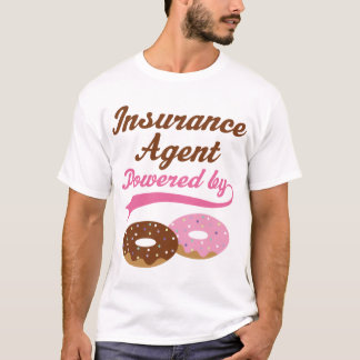 Insurance Agent Gift (Donuts) T-Shirt